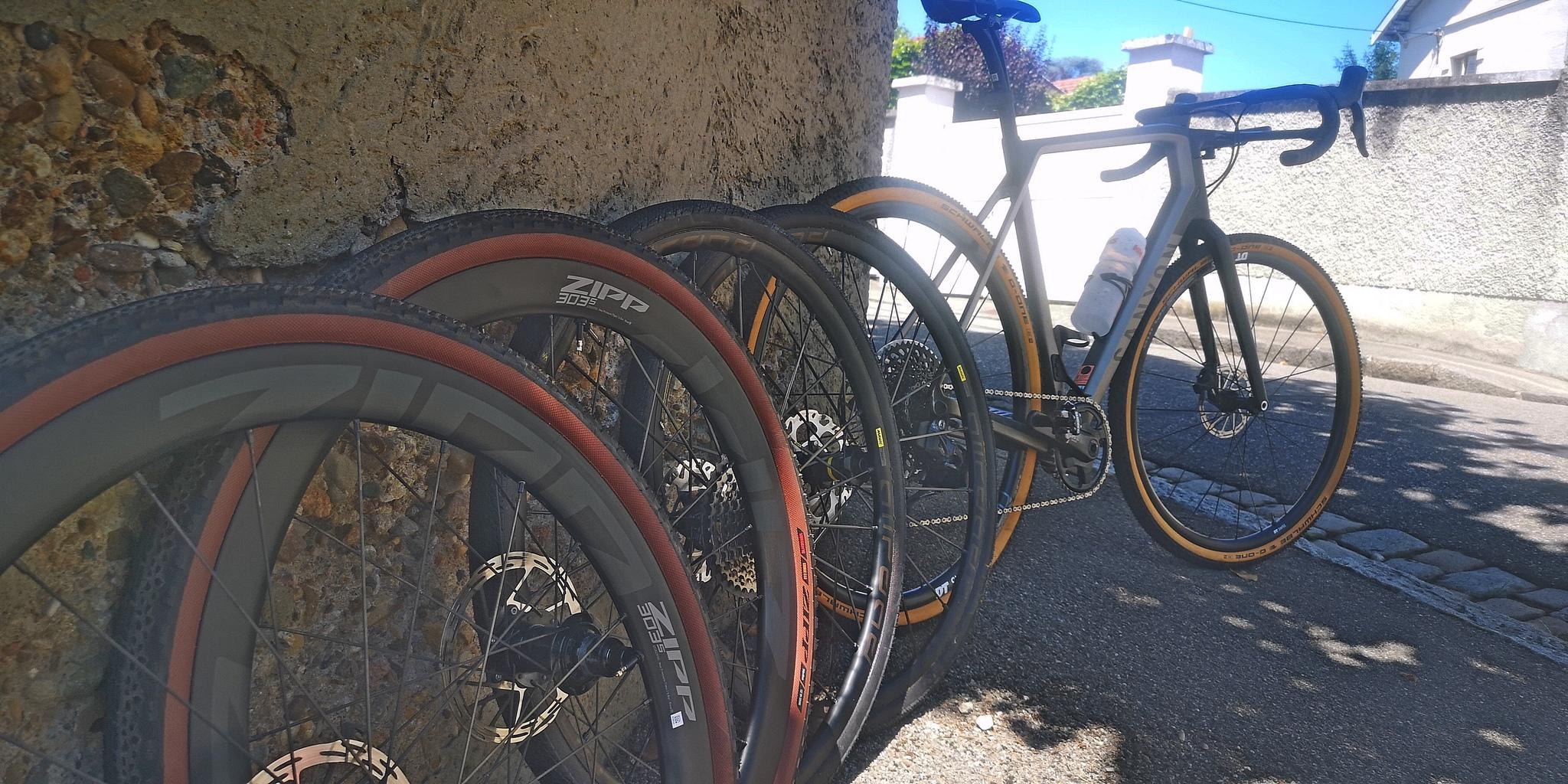 Match roues Gravel 2020