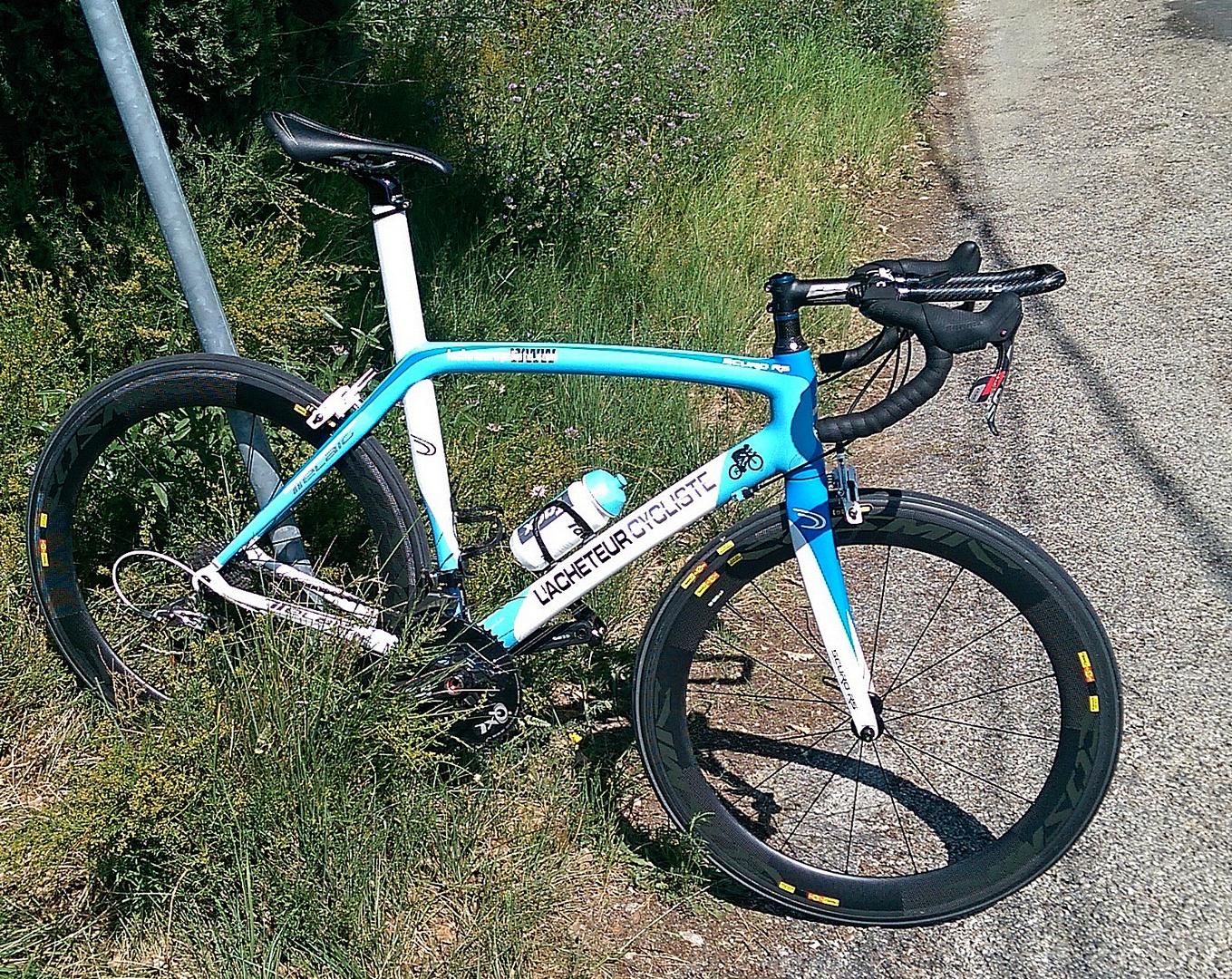 Nettoyer et graisser son vélo comme un Pro avec Faustino !