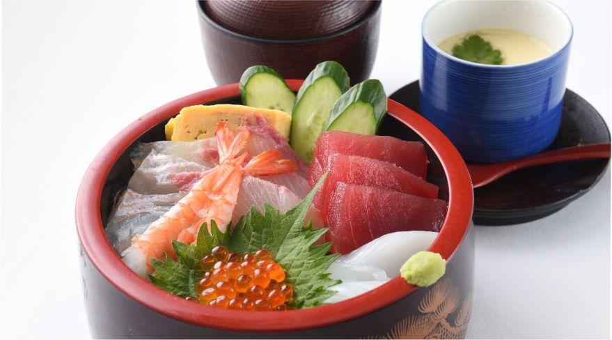 海鮮チラシセット