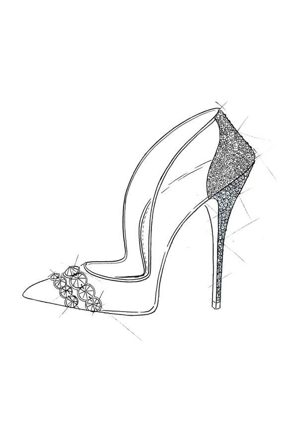 Cenusareasa are pantofi de designer • La Chic Boutique