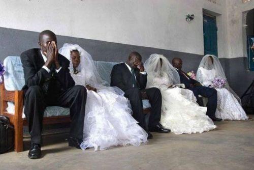 Frhliche Hochzeit