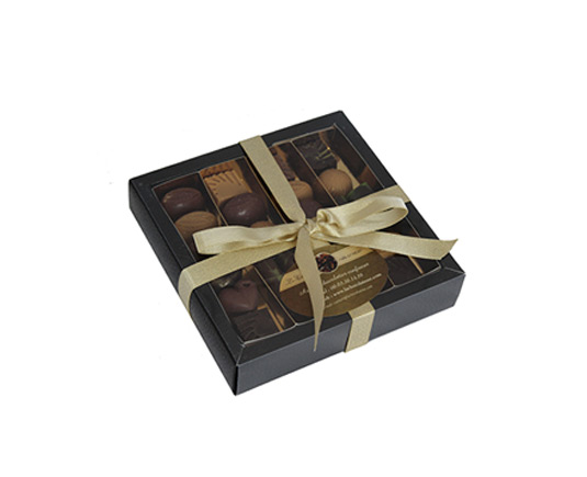 Coffret d'assortiment de chocolats