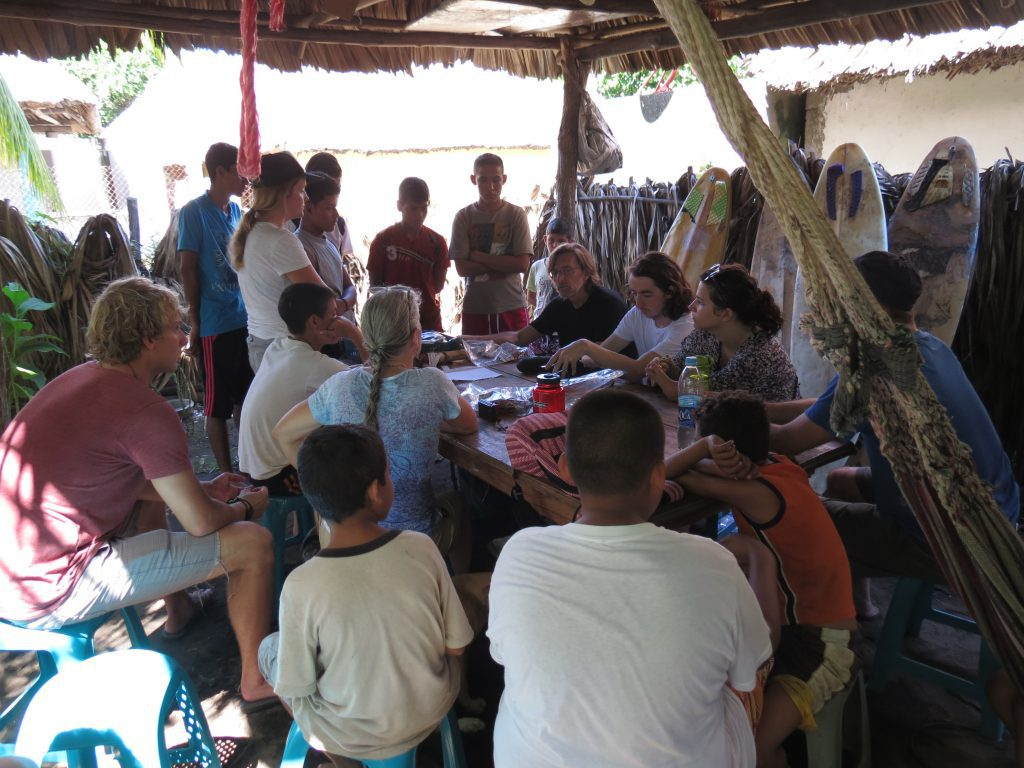 The Pulsera Project Meeting