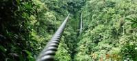 Canopy tour Zip line La Fortuna Arenal Volcano