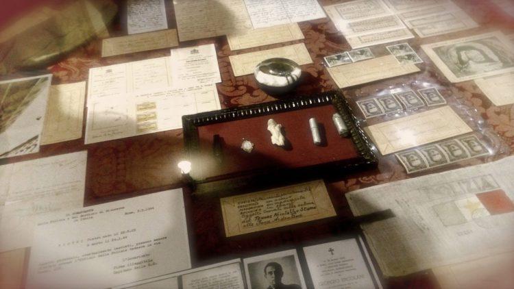 Museo Storico della Liberazione di Roma - cimeli