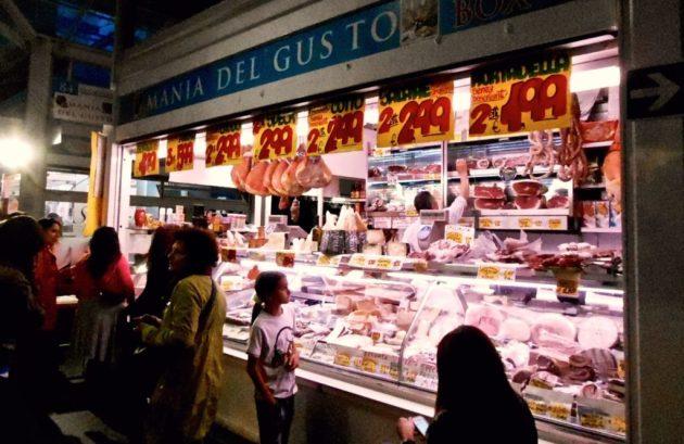 Street Food al Mercato Testaccio