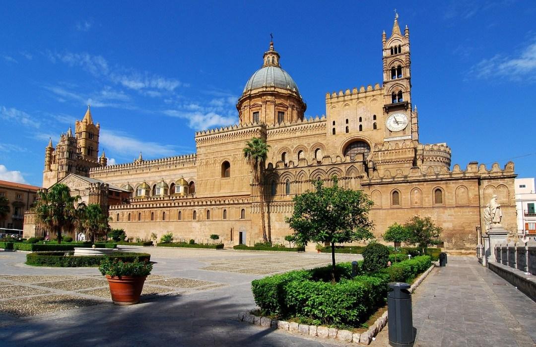 Palermo e il percorso arabo-normanno patrimonio dell'umanità UNESCO