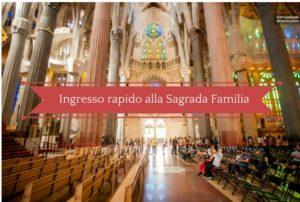 cosa vedere a Barcellona - sagrada familia