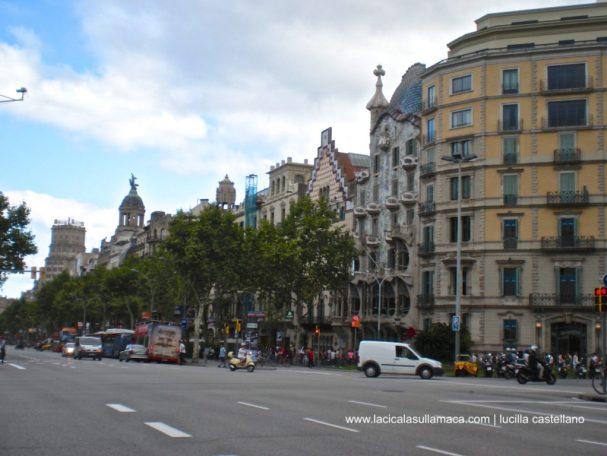 Quartieri di Barcellona cosa vedere _Pasei de Gracia