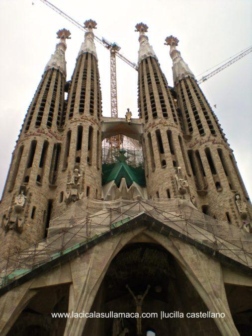 Quartieri di Barcellona cosa vedere _Sagrada2