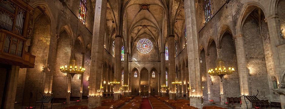 Quartieri di Barcellona cosa vedere _Santa maria del Mar