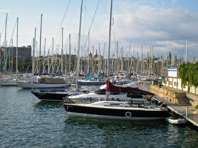 porto de la Barceloneta-visitare Barcellona i quartieri migliori