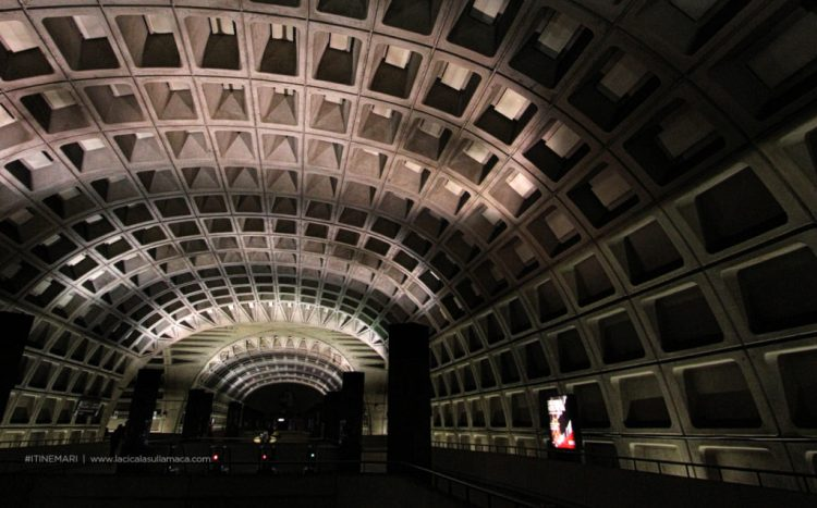 Cosa vedere a Washington DC - Washington DC Metro Station