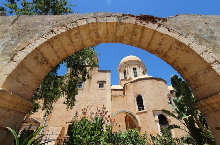 Cosa vedere a Creta penisola Akrotiri