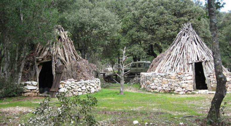 Barbagia tradizioni Sardegna - CUILE ORTHORUTA