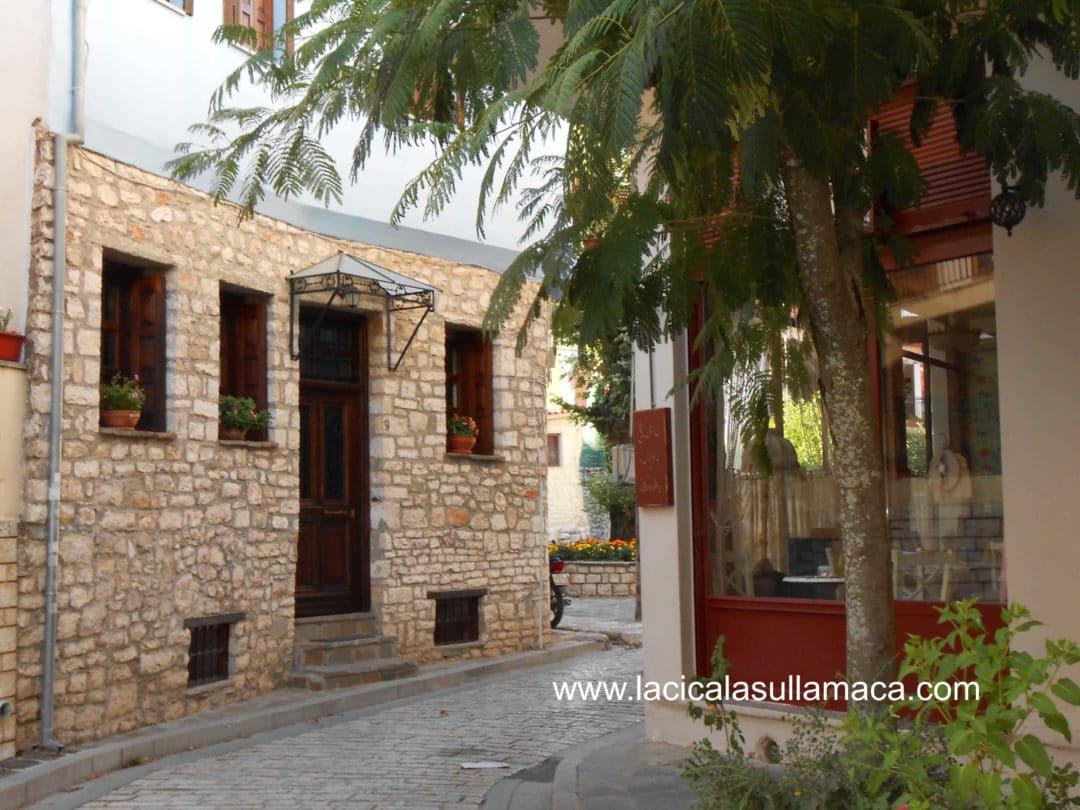 Grecia Continentale - Vicolo Ioannina