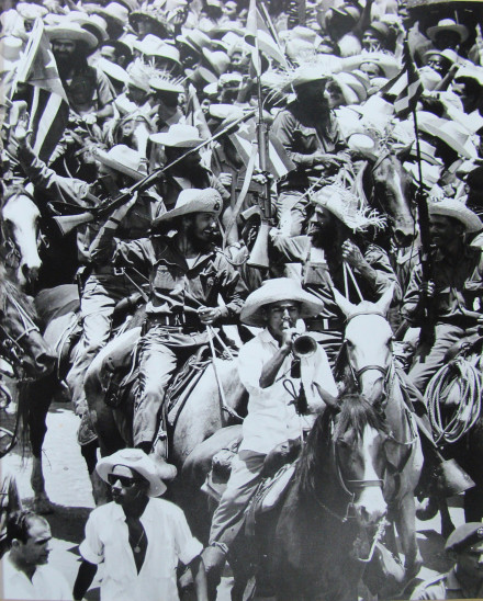 Korda foto rivoluzione Cuba Cienfuegos