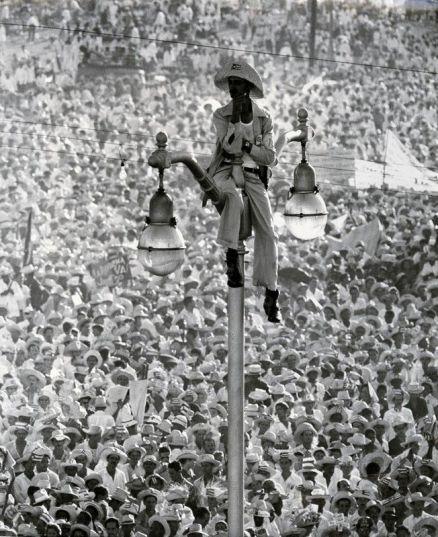 Korda foto rivoluzione Cuba - Quijote