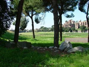 area archeologica visita al circo massimo Roma