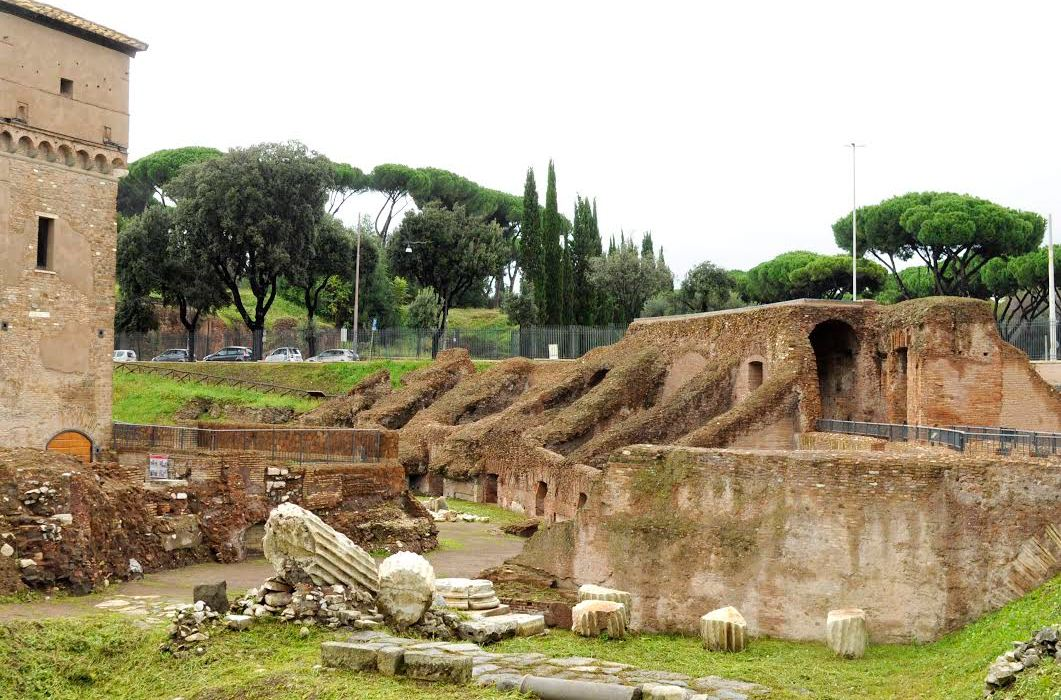 Circo Massimo: visita all'area archeologica