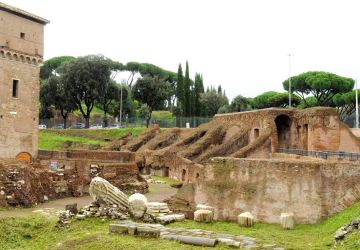 Circo Massimo: visita all'area archeologica