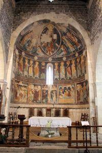 visitare la basilica di Saccargia