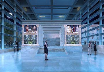 L'Ara Com'era: visita immersiva e multisensoriale dell'Ara Pacis a Roma