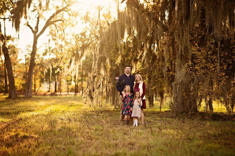 Woodlands Family Photographer