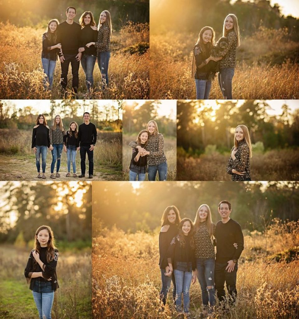Fall Mini Sessions - Family Photographer The Woodlands