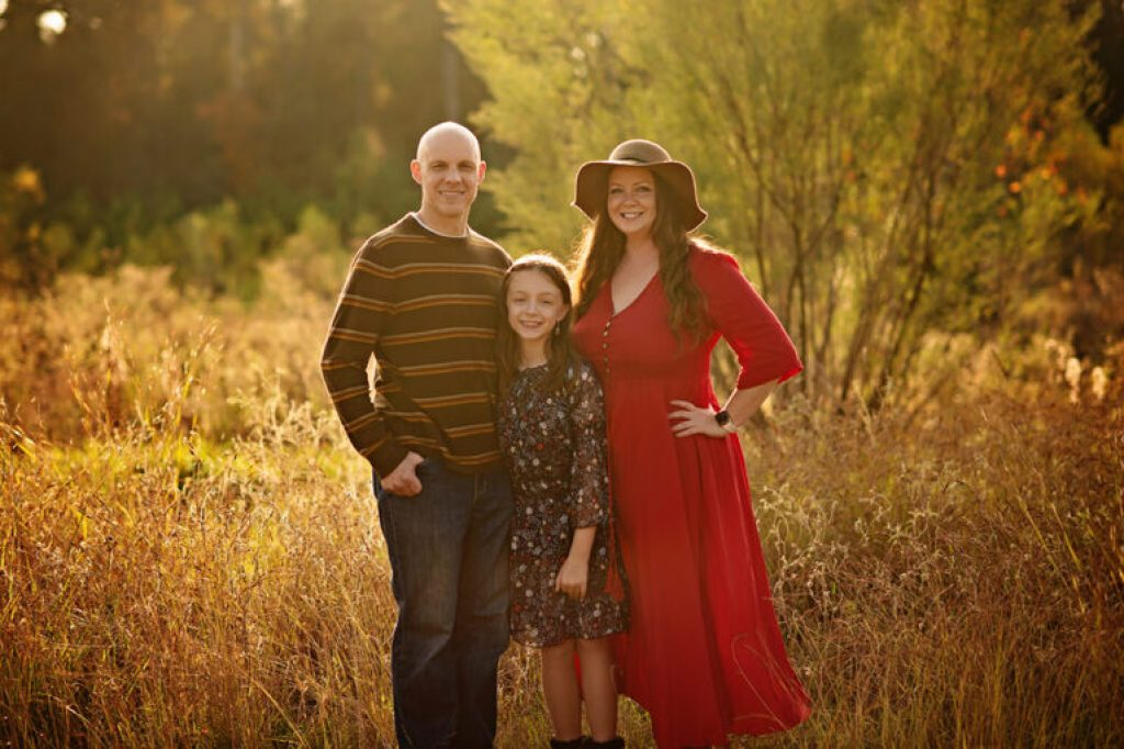 Merry Christmas - Woodlands Family Photography