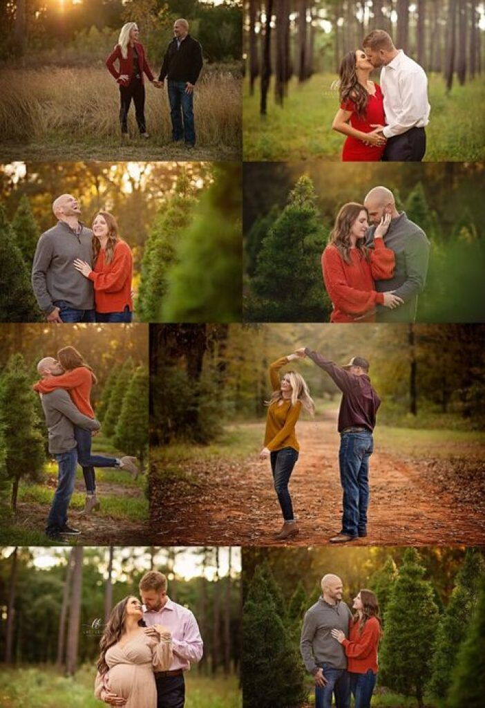 Couples Session - Woodlands Photographer