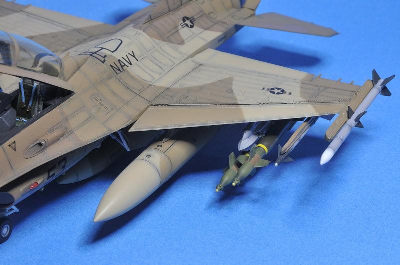 F 16B NSAWC Kinetic 148