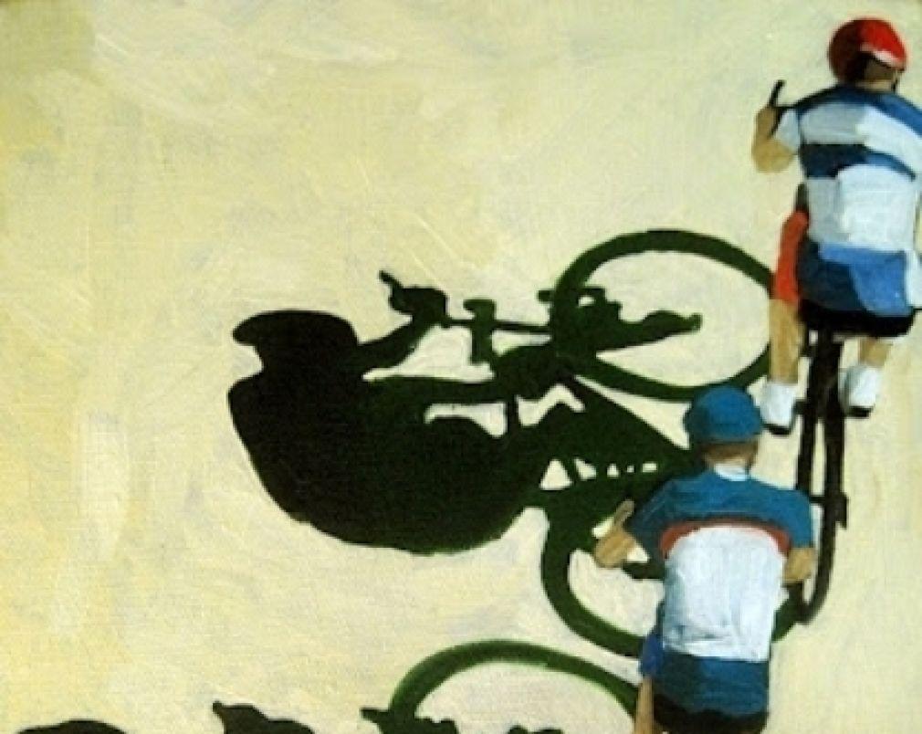 Di corse in bicicletta e Resistenza