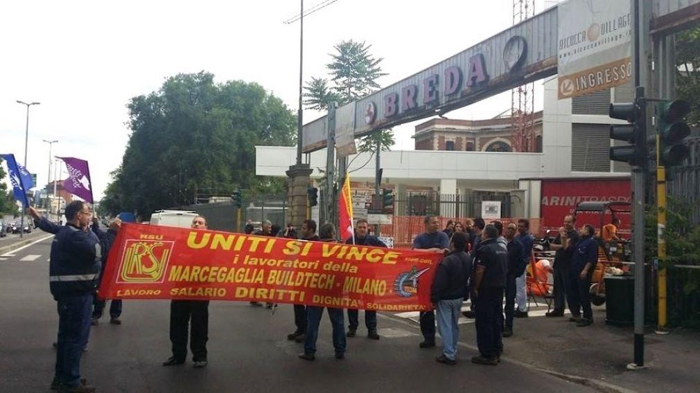 Unità e lotta. Spunti di discussione dalla metropoli milanese
