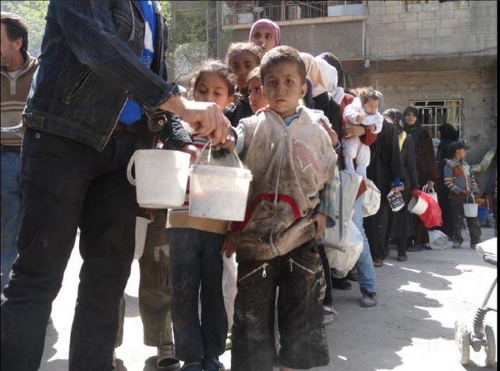 I crimini dell'ISIS a Yarmouk soddisfano gli interessi israeliani