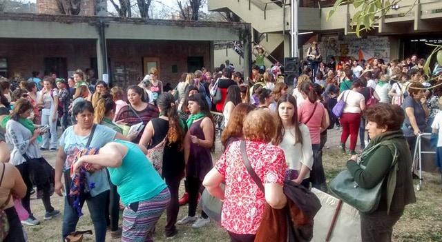 Gran convocatoria en el Encuentro Regional de Mujeres
