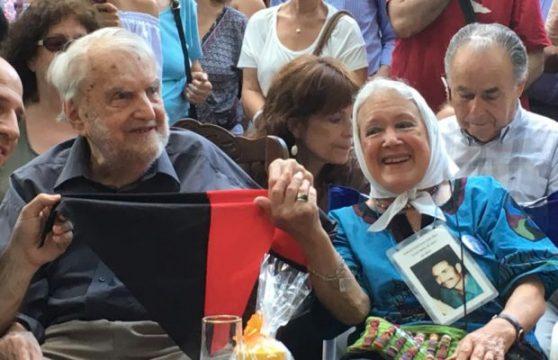 Los 90 años de Osvaldo Bayer: el último de los Mohicanos 3