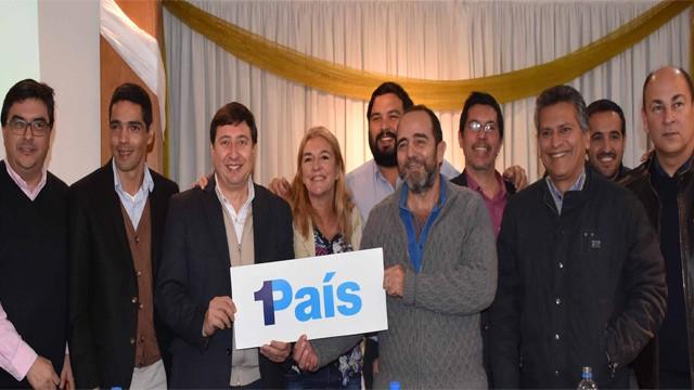 Se presentó en Ituzaingó el Frente 1País y reunió a seis concejales de la oposición