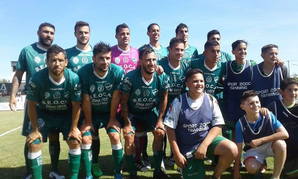 Ituzaingó perdió 1-3 con Excursionistas
