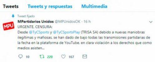 Fútbol para pocos: Clarín bloqueó todas las transmisiones partidarias del fútbol del ascenso 3