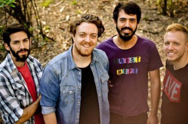 """""""Puerta Abierta"""", lo último de la banda """"Sonreí"""" 4"""