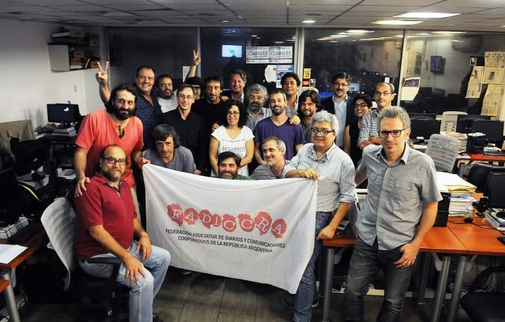 Los diarios cooperativos de todo el País se reunen en Ituzaingó