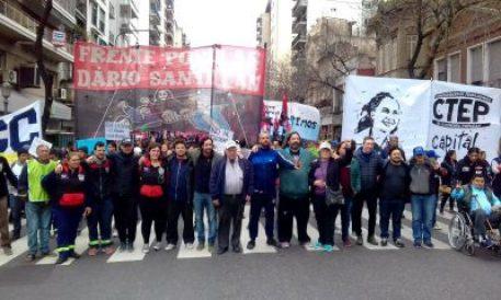 Conflicto social: Hoy habrá 1000 Ollas Populares contra al ajuste del Gobierno 2