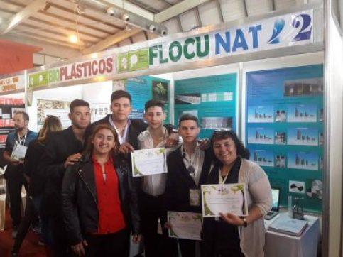 Los alumnos de la Técnica N°1 siguen ganando y competirán en la Feria Nacional de Ciencias 2