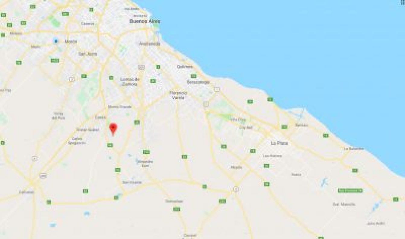 Un sismo de 3,8 grados de magnitud se produjo en la zona sur del Gran Buenos Aires 2