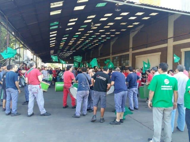 Cierra la  fábrica de motores Deutz de Morón después de 50 años y 350 despidos