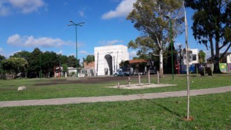 Una réplica del Arco del Triunfo en el Boulevard Fleming 3