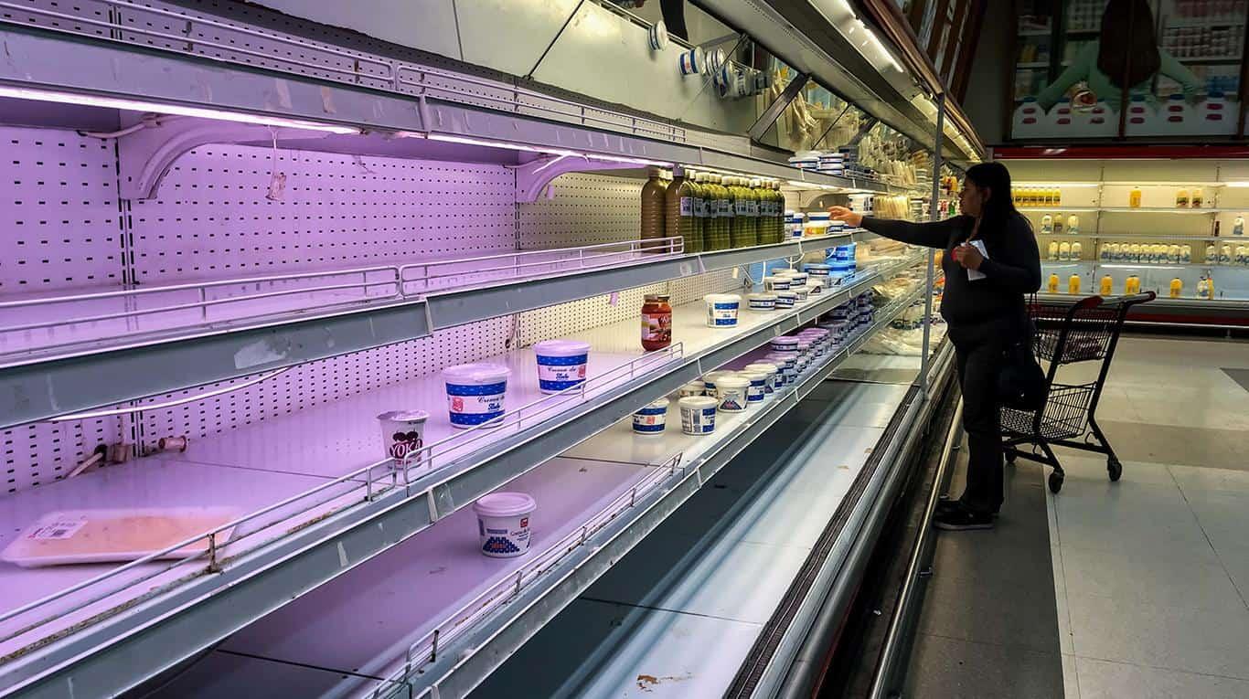 Los supermercados le advierten al gobierno sobre el desabastecimiento de productos de venta masiva