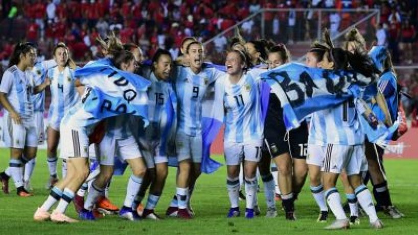 Arrancó el mundial de fútbol femenino: Argentina juega mañana 2