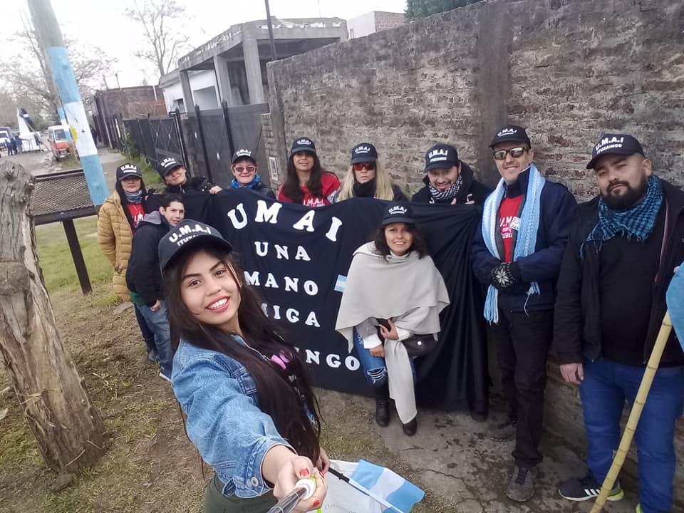 UMAI (Una mano Amiga Ituzaingó) solidaridad y compromiso con los más necesitados